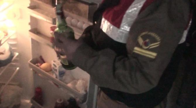 Sahte içkiden hayatını kaybetti