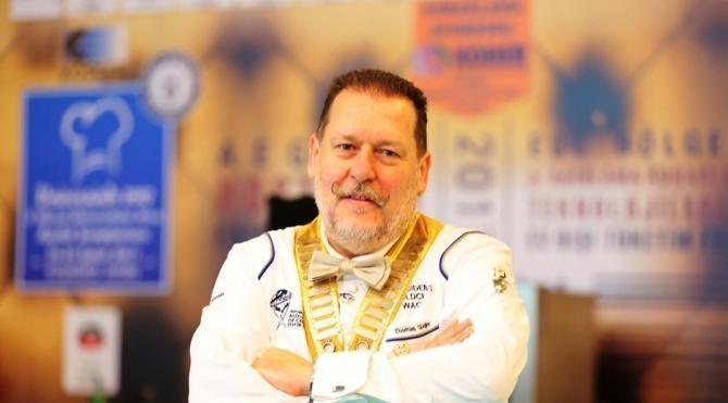 Dünya Aşçılar Birliği Başkanı Gugler'den Türk meslektaşlarına: Özünüze sahip çıkın