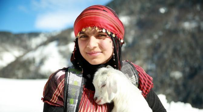 Sosyal medyanın yıldızı Hamdu Sena: Hayvanları çok seviyorum