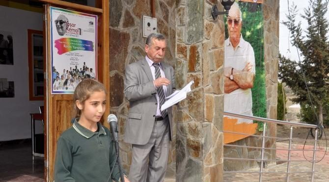 Yaşar Kemal, ölüm yıl dönümünde köyünde anıldı