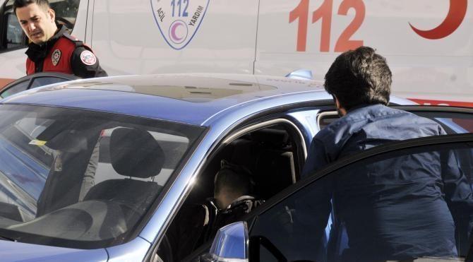 Rent a car işletmecisi aracında intihar etti