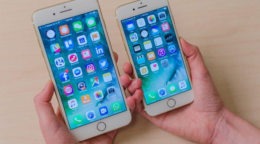 Apple, iPhone satışlarıyla gelir rekoru kırdı