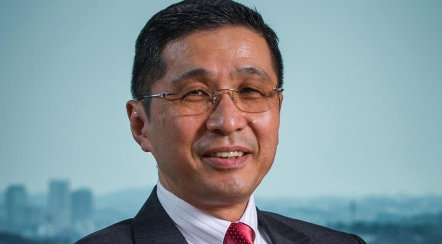 Nissan'a yeni CEO