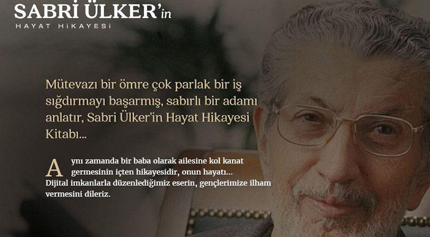 Türkiye'nin 'bisküvici dedesi' Sabri Ülker'in hayat hikayesi dijitalde