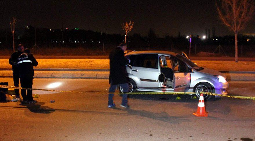 Otomobili taradılar: 1 ölü 1 yaralı