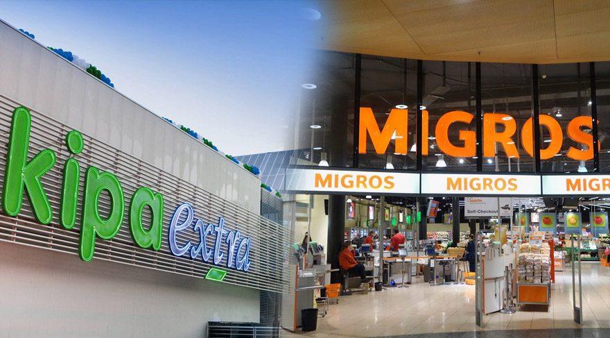 Kipa'nın Migros'a devri onaylandı