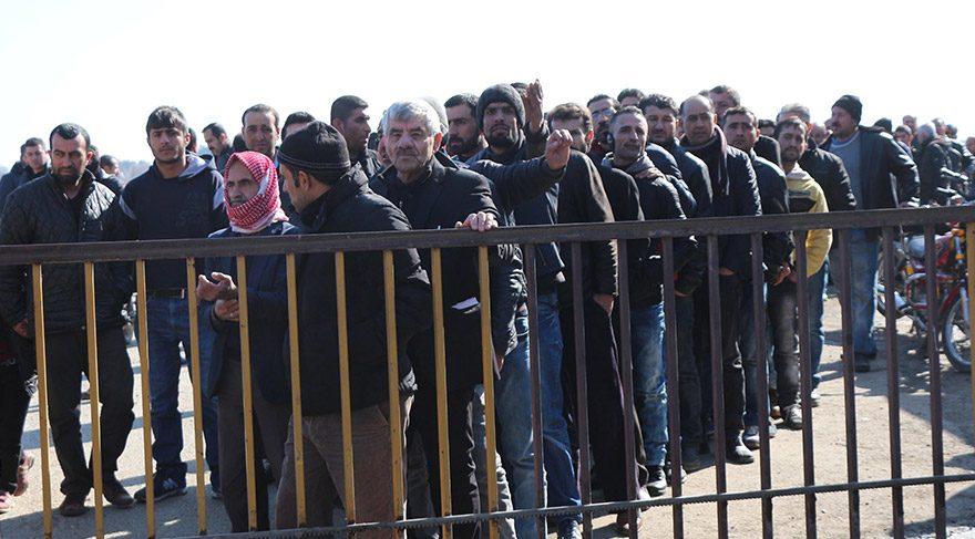 Bakan Müezzinoğlu: 5 bin Suriyeliye çalışma izni verildi