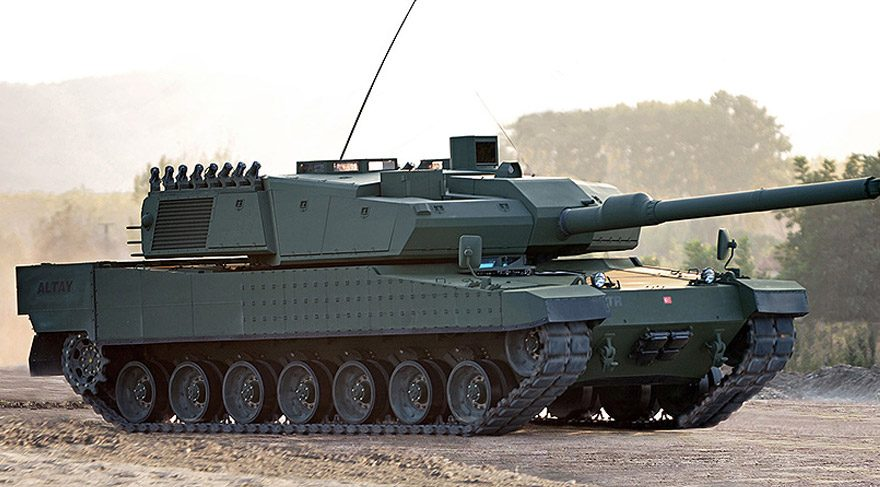 Altay Tankı projesinde o anlaşma iptal