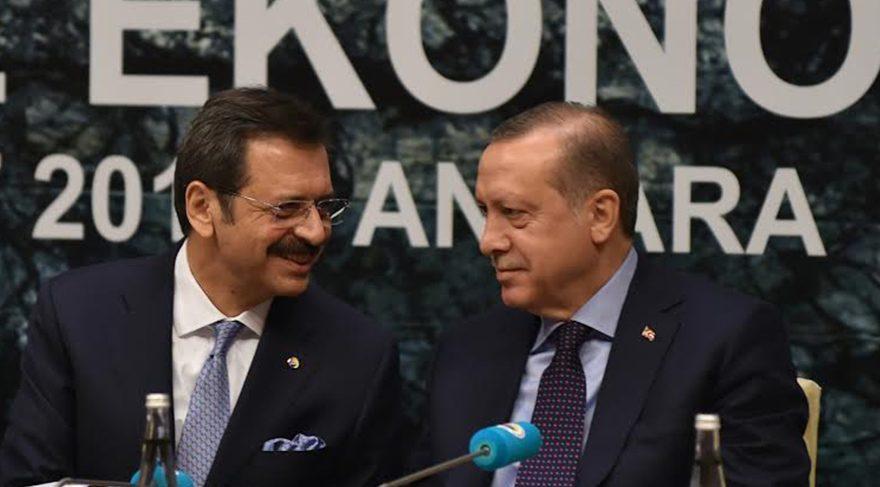 Cumhurbaşkanı Erdoğan'dan patronlara istihdam çağrısı