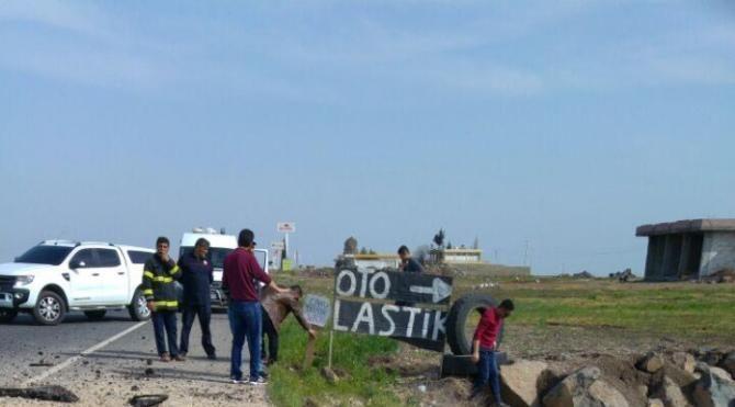 Uluslararası İpek Yolu'na tuzaklanan patlayıcı imha edildi