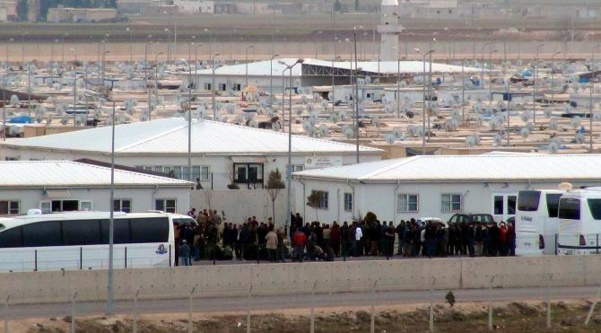 Türkiye'de eğitilen muhalif Suriyeli polisler ülkelerine dönüyor