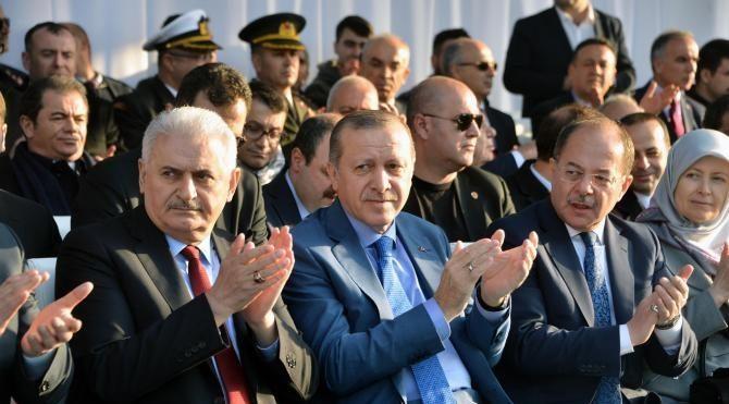 Cumhurbaşkanı Erdoğan Mersin'de (2)