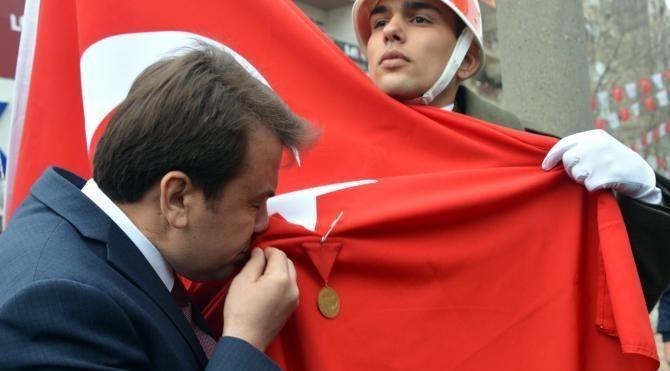 Kahramanmaraş'ta kurtuluş coşkusu