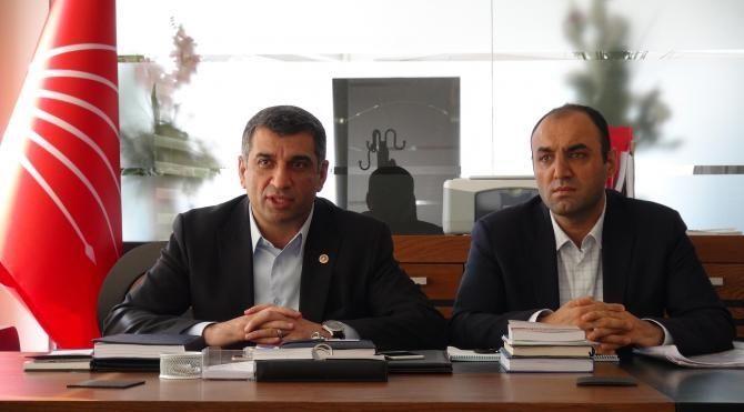CHP'li Erol'un iddiası: PKK referandumda 'evet'i destekliyor