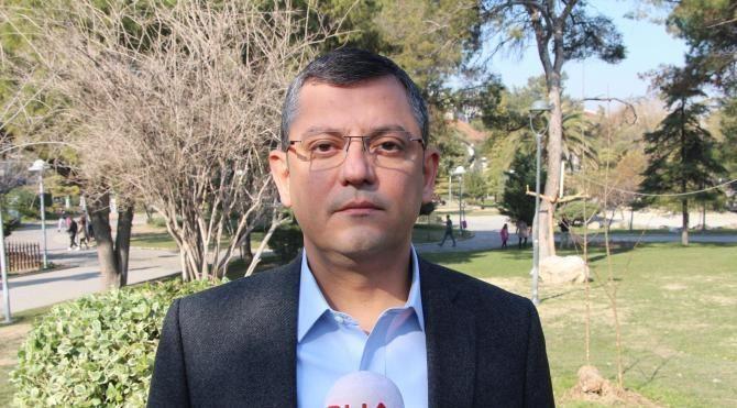 CHP'li Özel'den MHP'li Çetin'e yanıt