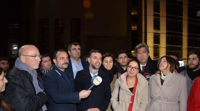 CHP PM meclisi üyesi Saliha Sera Kadıgil serbest bırakıldı…