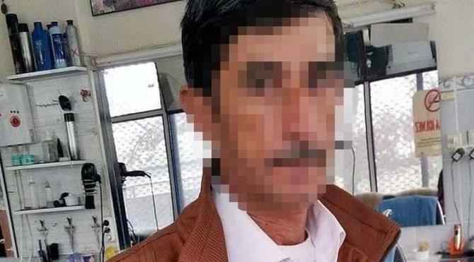 13 yaşındaki kızına tecavüz suçlamasıyla tutuklandı