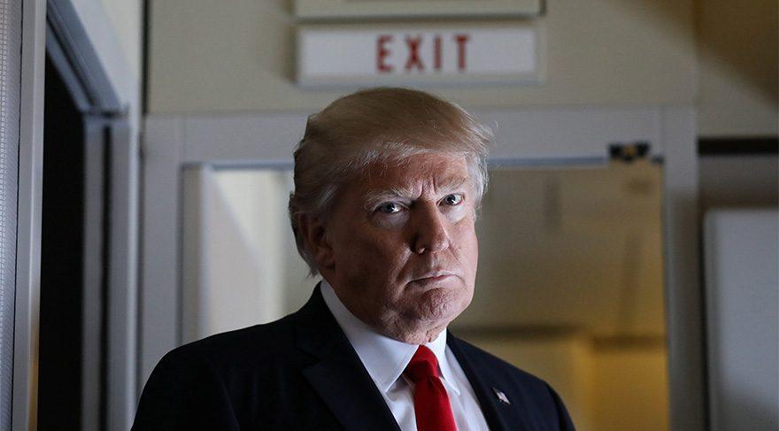 ABD Başkanı Donald Trump'tan flaş itiraf!
