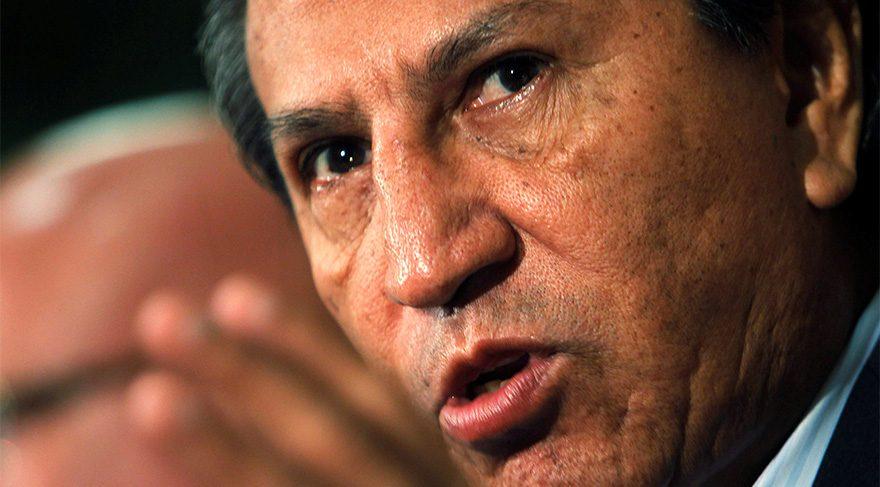 Peru'da eski cumhurbaşkanı için yolsuzluktan tutuklama emri