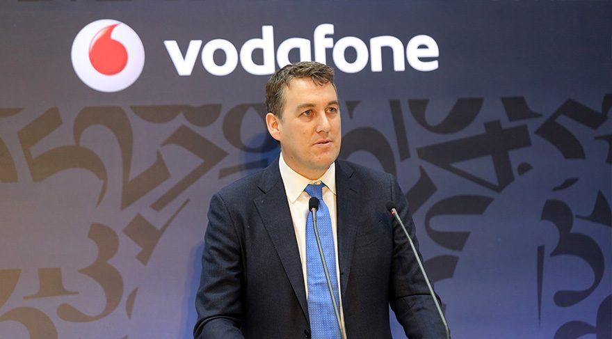 Vodafone Türkiye CEO'su: Türkiye'ye önemli yatırımla yapmaya devam edeceğiz