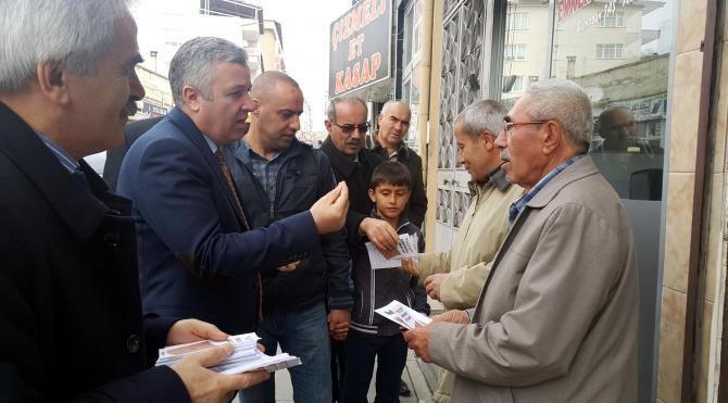 CHP'li Arık: 17 Nisan'da Türkiye 'Hayır'lı bir sabaha uyanacak