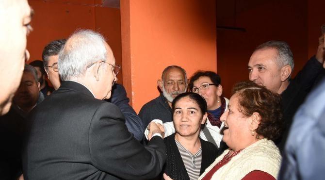 Adliye şehitleri Fethi Sekin ve Musa Can için Kılıçdaroğlu'nun katılımıyla çifte tören (2)