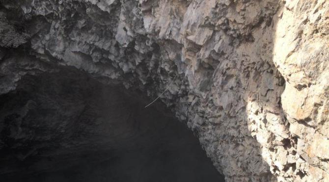Hakkari'de bir mağarada EYP yapımında kullanılan 3 tüp ele geçirildi