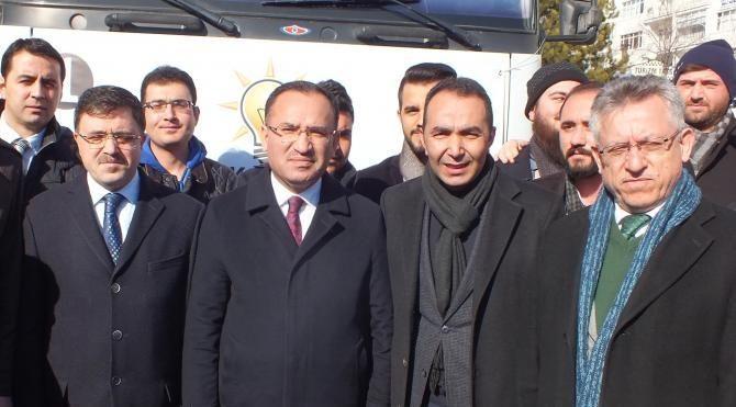 Bozdağ: Almanya, Türkiye'nin iade talebine olumlu bakmıyor (2)