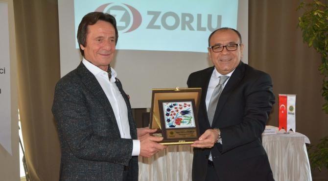 Zorlu Holding 2018'de sanayi 4.0'a hazır olacak