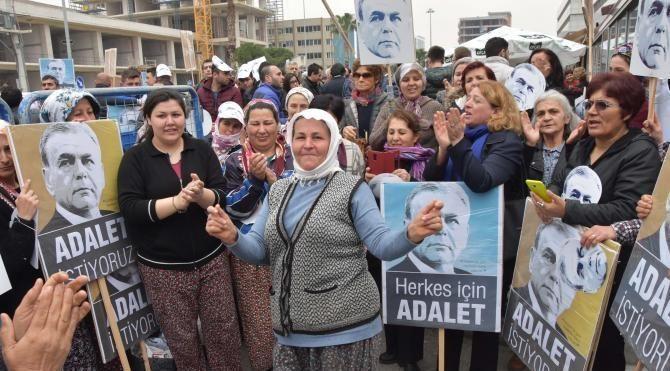 İzmir Büyükşehir davasında 129 sanığa beraat (2)