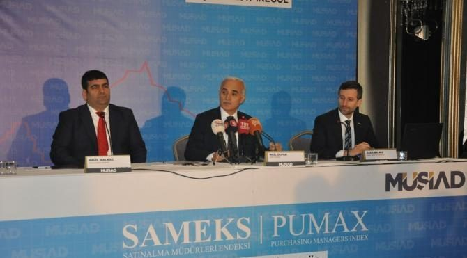 MÜSİAD Başkanı Olpak:Türkiye'de işler yavaş yürüyor