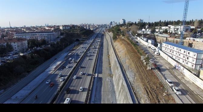 Anadolu yakasının trafiğine yeni çözüm