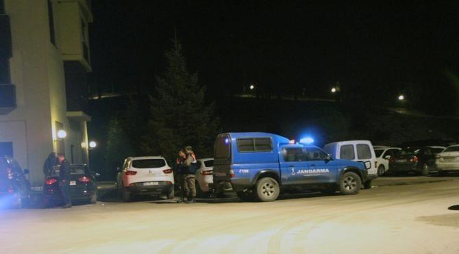 Lüks otelde silahlı kavga: 1 yaralı