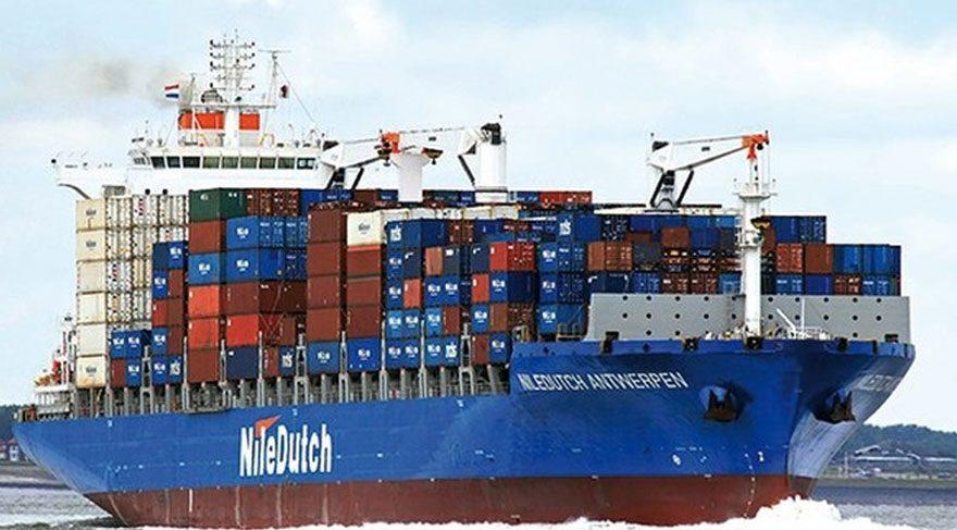 ABD'de Türk gemisine baskın