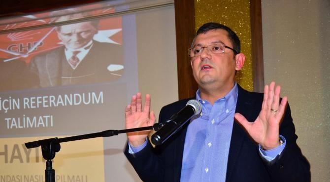 CHP'li Özel'den 2'nci Abdülhamid'in torununa tepki