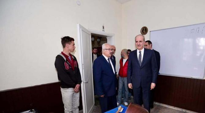Başbakan Yardımcısı Kurtulmuş: Darbesavar anayasa olacak (2)