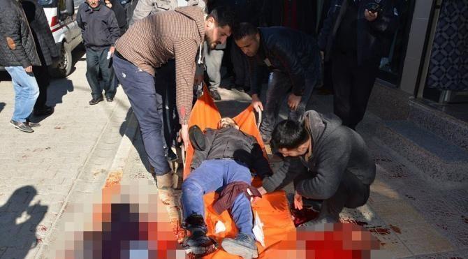 Besni'de arazi kavgasında baba ve oğlu tüfekle vuruldu