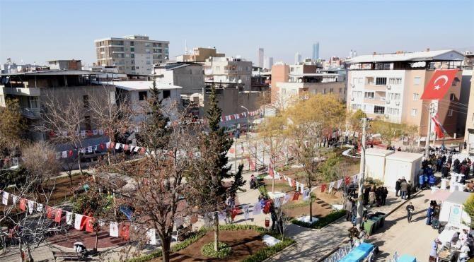 Şehit Polis Hüseyin Dalgılıç'ın adı parka verildi