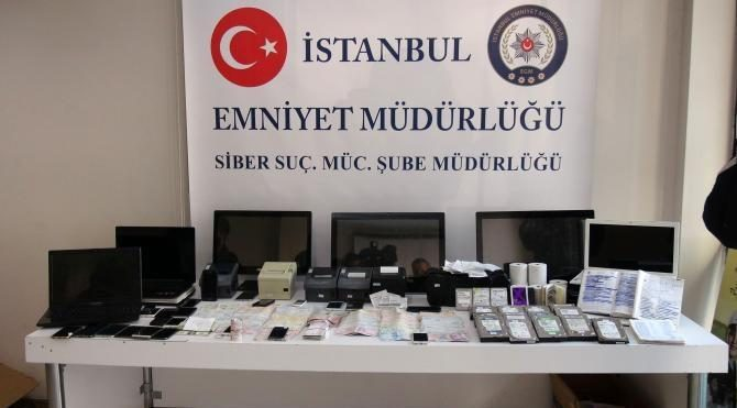Bağcılar ve Bahçelievler'de 'yasa dışı bahis' operasyonu