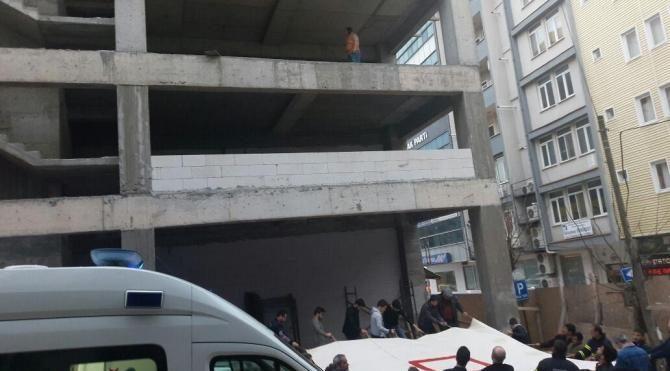 İntihara kalkışan genç kızı CHP'li vekil ikna etmeye çalıştı
