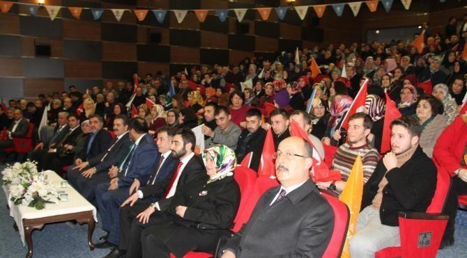 AK Partili Turan : Eve diyen de hayır diyen de bu milletin evlatlarıdır