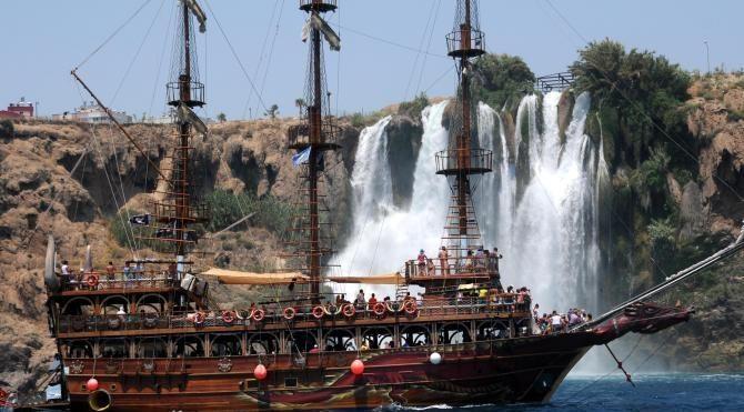 52 yılda Antalya'daki 30 şelaleden birkaçı kaldı