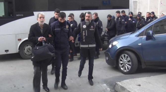 7 ilde gözaltına alınan 10 FETÖ şüphelisi adliyeye sevk edildi