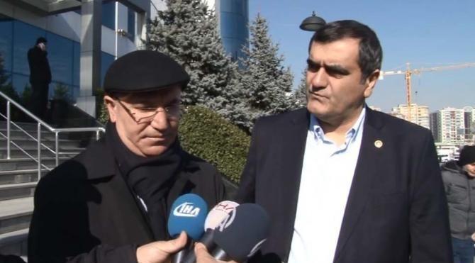 CHP'li vekillerden Sancıklı'ya taziye ziyareti