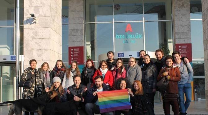 Nilüfer Belediyesi personeline LGBTİ farkındalık eğitimi