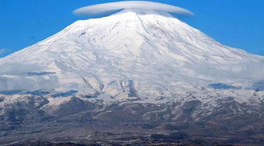 Ağrı ve Tendürek dağları 1 yıl kapandı