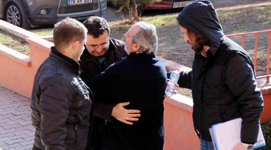 Savcı Gürel serbest bırakıldı