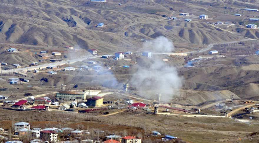 PKK hedeflerine bomba yağdı!