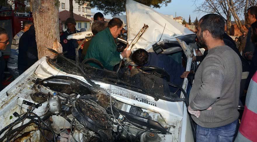Aşırı hız 3 kişinin ölümüne neden oldu!