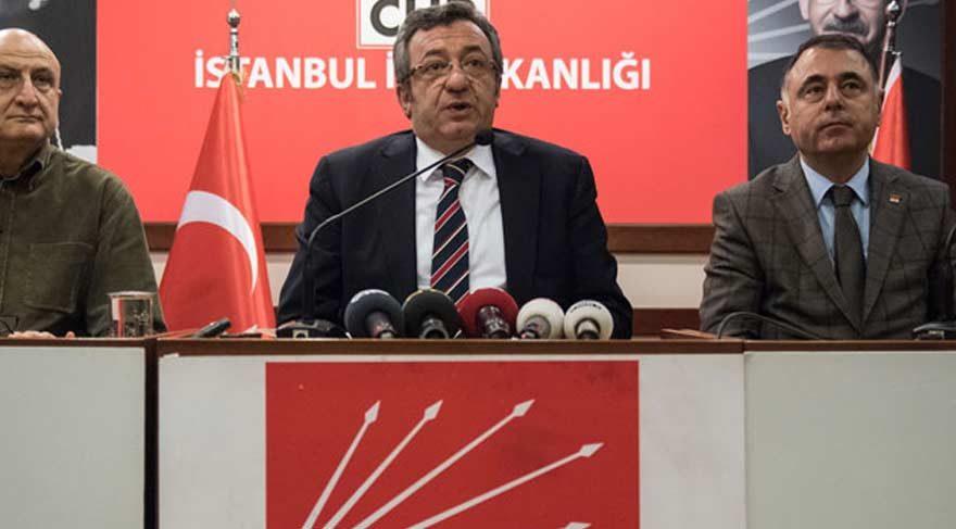 CHP'li Altay: 'Referanduma hayır diyen terörist ise referanduma ne gerek var'